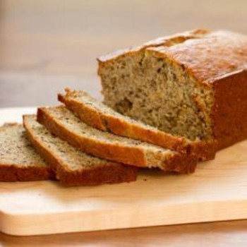 No-Sugar-Added Banana Bread