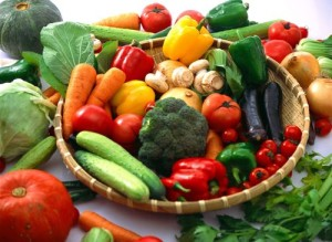 Raw Veggies 300x219 Health Tip:   Go Raw