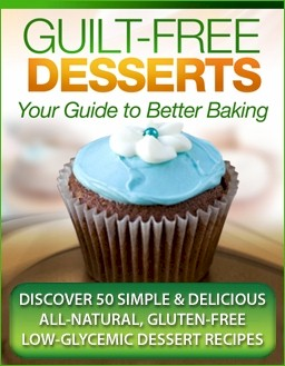 Guilt Free Desserts Banner B Things We Love