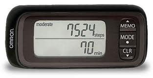 SkinnyTimes.Pedometer Seriously?  How many steps do you suggest I walk per day?