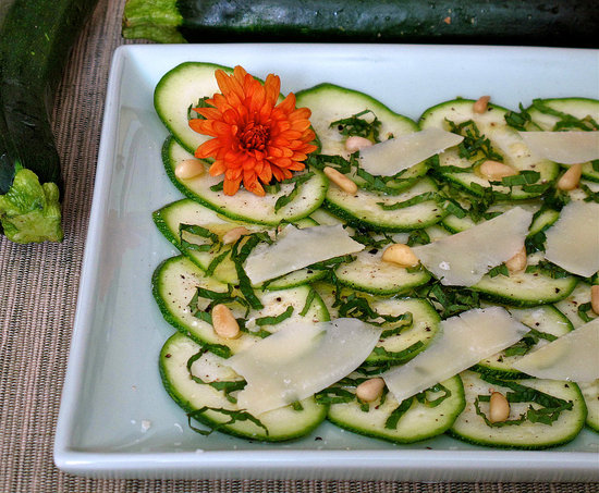 5dcb8169240617be Zucchini carpaccio.preview Zucchini Carpaccio