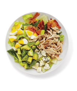 cobb chicken salad Chicken Cobb Salad